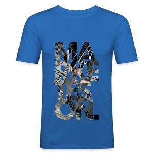 LTD Edition Slim Fit Tourwear T-Shirt - Ukraine '09 - Men's Slim Fit T-Shirt