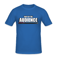 T-Shirts ~ Men's Slim Fit T-Shirt ~ Part of the AUDIENCE