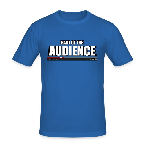 Part of the AUDIENCE - Men's Slim Fit T-Shirt