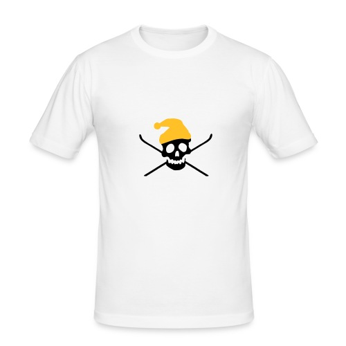 Cool t-shirt til Afterski party - Slim Fit T-skjorte for menn