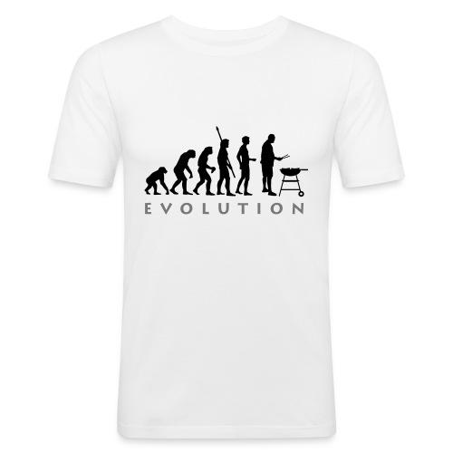 Für unsere Grillmeister ! - Männer Slim Fit T-Shirt