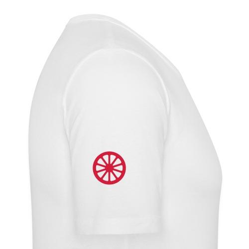 sailer - Slim Fit T-shirt herr