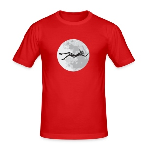Jenna Falls - inspired by Kiss Kiss Bang Bang - Men's Slim Fit T-Shirt