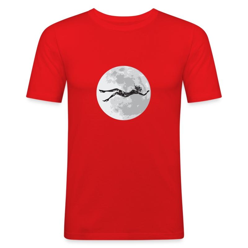 Jenna Falls - inspired by Kiss Kiss Bang Bang - Men's Slim Fit T-Shirt