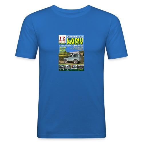 Landmagia Story 2013 - Only Blue - Maglietta aderente da uomo