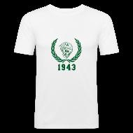 Tee shirts ~ Tee shirt près du corps Homme ~ Tee Shirt Couronne Nantes