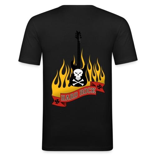Camiseta Hard Rock 2 - Camiseta ajustada hombre