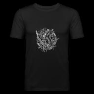 T-Shirts ~ Men's Slim Fit T-Shirt ~ Sphere design 1