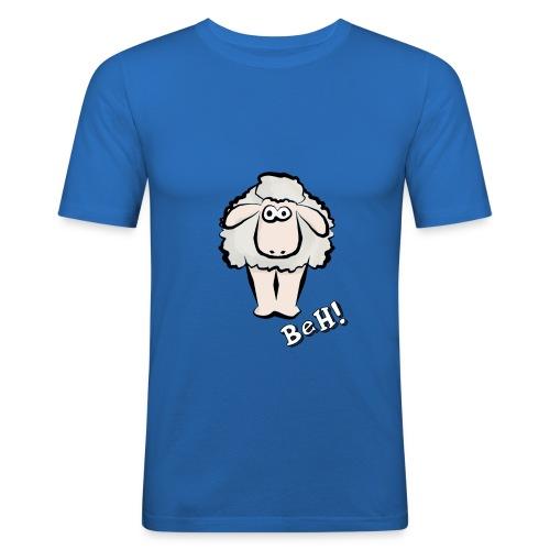 Weird Sheep - Maglietta aderente da uomo