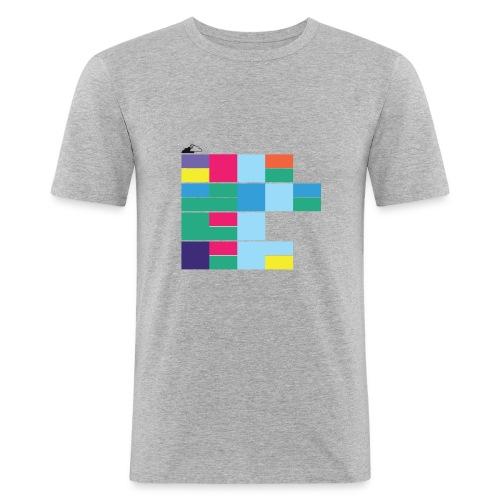 WSAG BM Slim - Men's Slim Fit T-Shirt