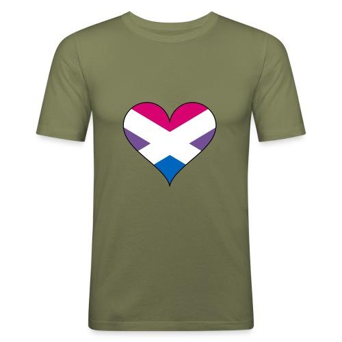 bicon13.png - Men's Slim Fit T-Shirt