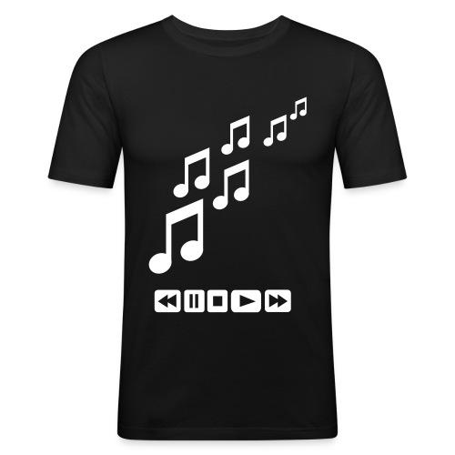 DJ shirt - Men's Slim Fit T-Shirt