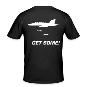 Get Some - slim fit T-shirt