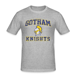 Gotham Knights - Inspired by Batman - Men's Slim Fit T-Shirt