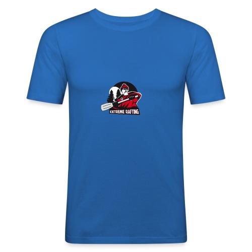 Männer Slim Fit T-Shirt - Sport,Raffting,Kajak,Aktiv