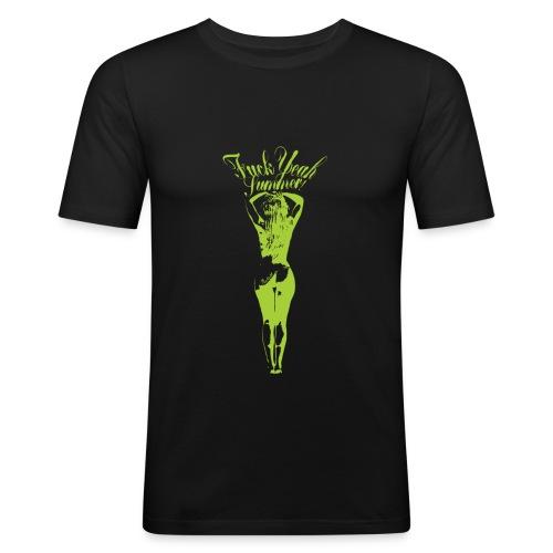 T-shirt Fuck Yeah! Summer 2 - slim fit T-shirt