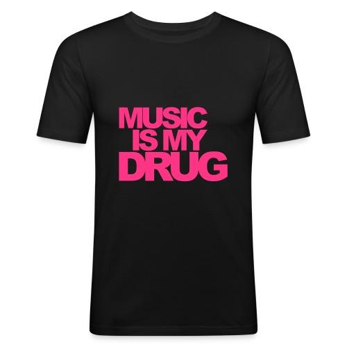 MIMD - T-shirt près du corps Homme