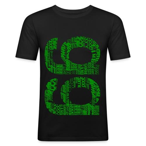 Good Game - Vertical - Men's Slim Fit T-Shirt