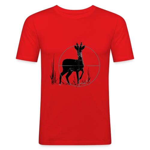 T-Shirt Homme Moulant - Brocard - T-shirt près du corps Homme