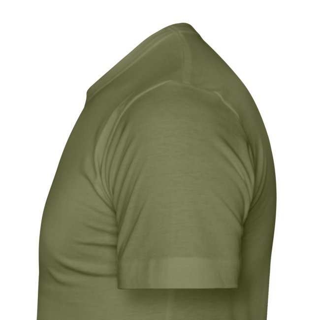 T-Shirt Homme Moulant - Cerf