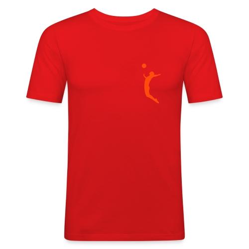 FitBs+ - Männer Slim Fit T-Shirt