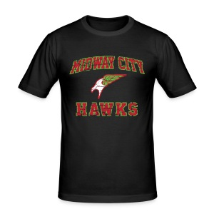 Midway City Hawks - Inspired by Hawkman - Men's Slim Fit T-Shirt