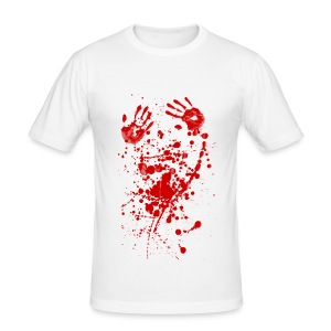 Bloody - Männer Slim Fit T-Shirt