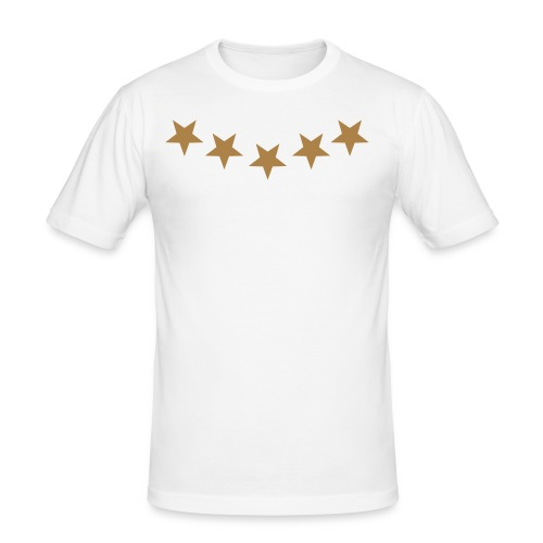 STARS - Men's Slim Fit T-Shirt