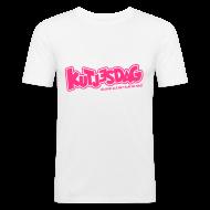 T-shirts ~ slim fit T-shirt ~ Kutjesdag