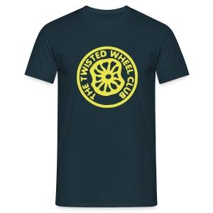 Twisted Wheel T-Shirts - Men's T-Shirt