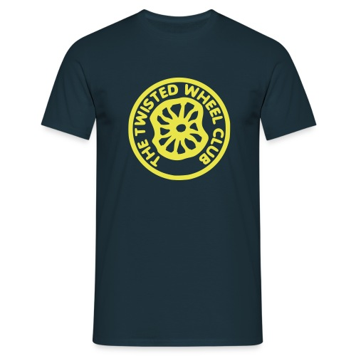 Twisted Wheel T-Shirts - Men's T-Shirt