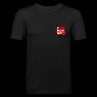 Tee shirts ~ Tee shirt près du corps Homme ~ suck my deck