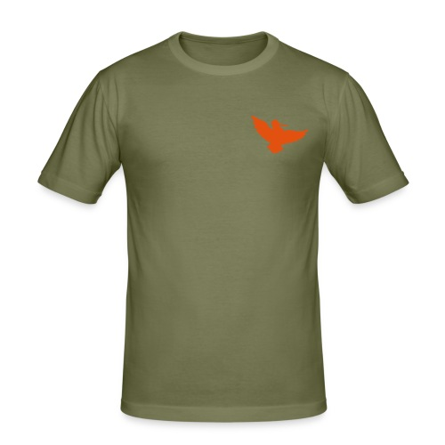 T-Shirt Homme Moulant - Bécasse - T-shirt près du corps Homme