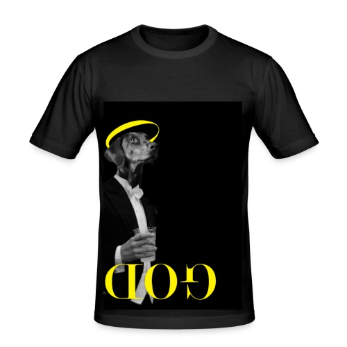 GOD - slim fit T-shirt