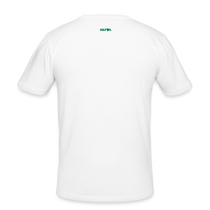 BREMNER - SIDE BEFORE SELF - LEEDS SALUTE PLACEMENT - Men's Slim Fit T-Shirt