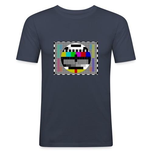 testbeeld - slim fit T-shirt