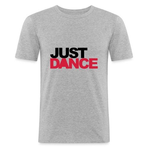 Just dance - T-shirt près du corps Homme