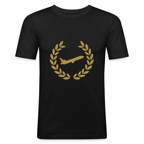 Jet Set Club Limited Edition T-Shirt - Men's Slim Fit T-Shirt