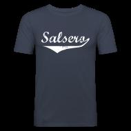 Tee shirts ~ Tee shirt près du corps Homme ~ Salsero Style