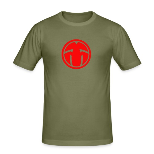 tm logo 1 - Männer Slim Fit T-Shirt