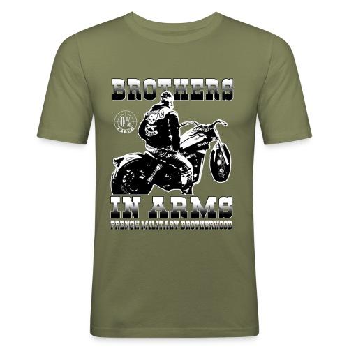 Support moto - T-shirt près du corps Homme