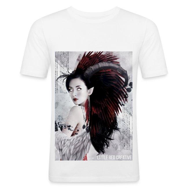 Feather Queen Mens Tshirt