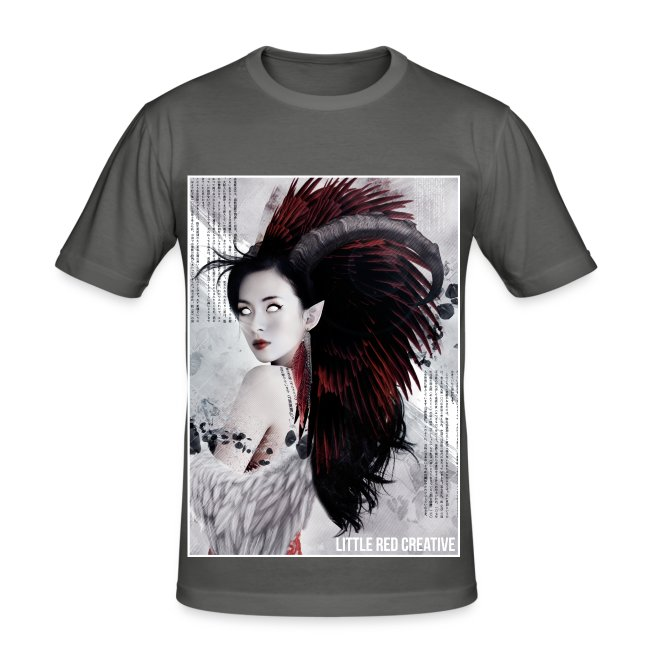 Feather Queen Mens Tshirt