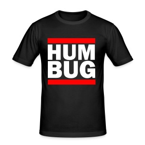 Hum Bug - Men's Slim Fit T-Shirt