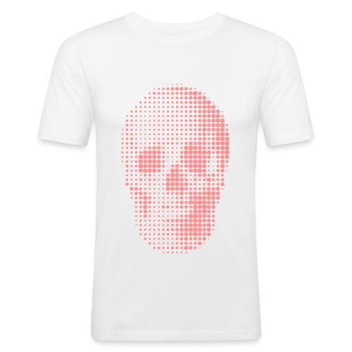 Skull T-Shirt - Men's Slim Fit T-Shirt