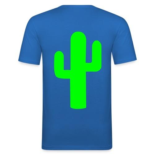 Pointless-Shirt - Männer Slim Fit T-Shirt