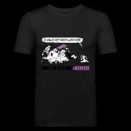 Tee shirts ~ Tee shirt près du corps Homme ~ #Djendeur Danse droit couleurs