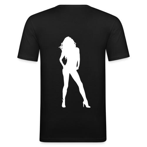 My Girl - Männer Slim Fit T-Shirt