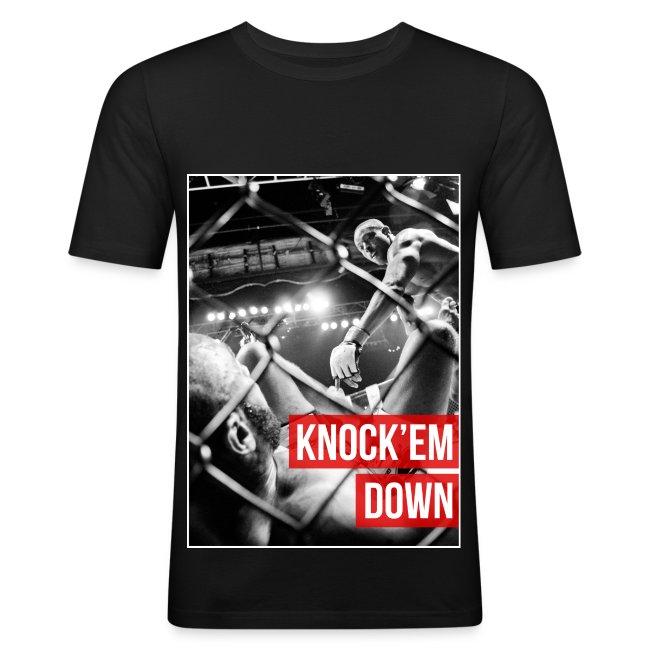 Knock Em Down Tshirt