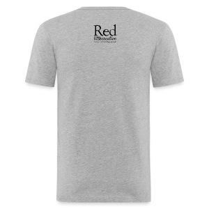 Knock Em Down Tshirt - Men's Slim Fit T-Shirt